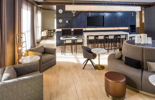 Hotelhalle DoubleTree by Hilton Boston Logan Airport Chelsea