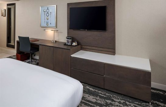 Zimmer DoubleTree by Hilton Boston Logan Airport Chelsea