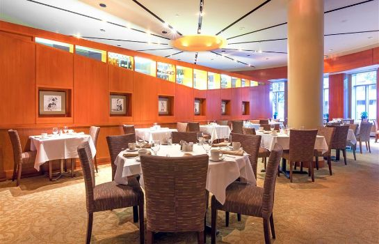 Restaurant WYNDHAM CLEVELAND AT PLAYHOUSE