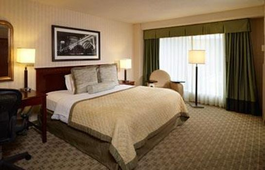 Zimmer Crowne Plaza CLEVELAND AT PLAYHOUSE SQUARE