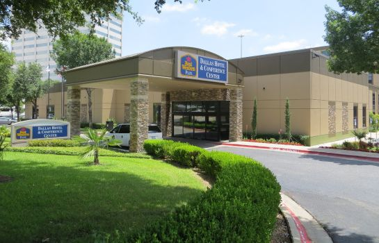 Außenansicht BEST WESTERN PLUS DALLAS HTL