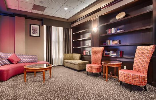 Hotelhalle BEST WESTERN PLUS DALLAS HTL