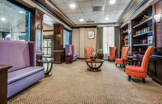 Hotelhal Best Western Plus Dallas Hotel & Conference Center