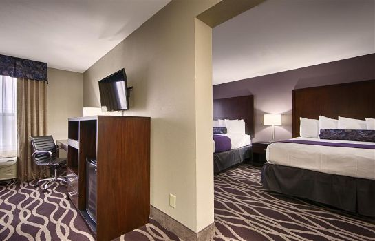 Suite BEST WESTERN PLUS DALLAS HTL
