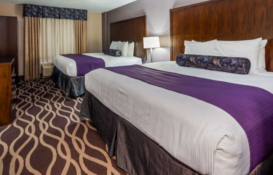 Suite Best Western Plus Dallas Hotel & Conference Center