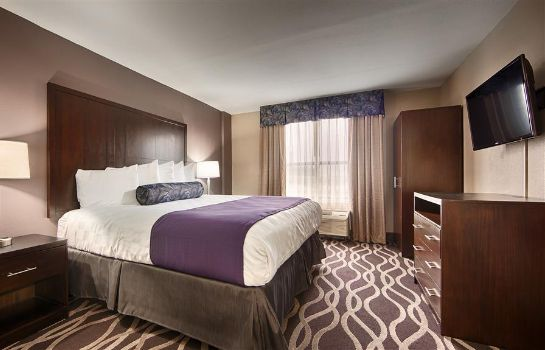 Zimmer BEST WESTERN PLUS DALLAS HTL