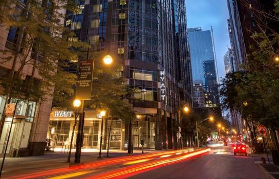 Vista esterna Hyatt Centric Chicago Magnificent Mile