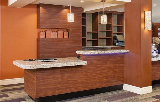 Lobby HYATT house Mt Laurel