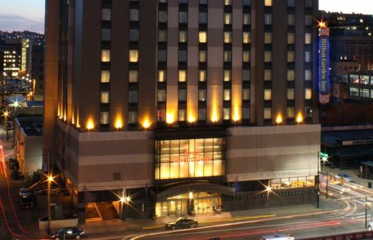 Vista exterior Hilton Garden Inn Pittsburgh University Place