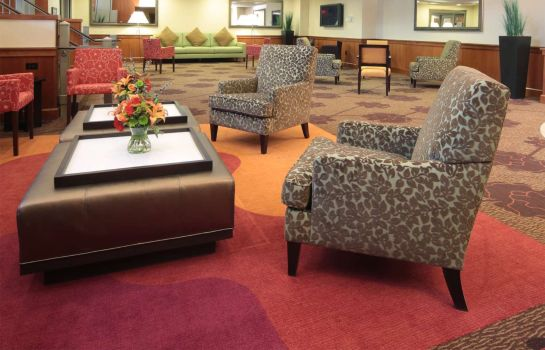 Hotelhalle Hilton Garden Inn Pittsburgh University Place