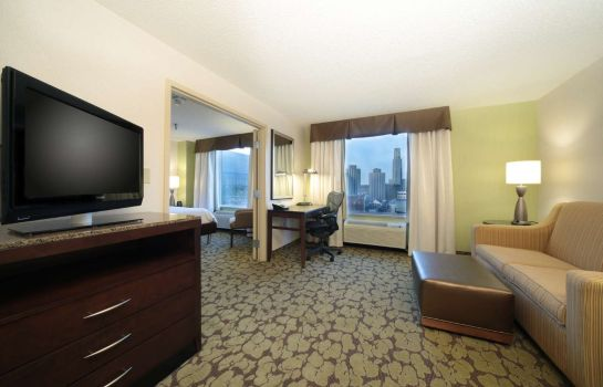 Habitación Hilton Garden Inn Pittsburgh University Place
