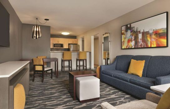 Kamers Homewood Suites by Hilton Seattle-Conv Ctr-Pike Street