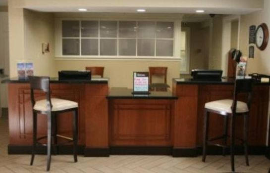 Hotelhalle Staybridge Suites SAN FRANCISCO AIRPORT
