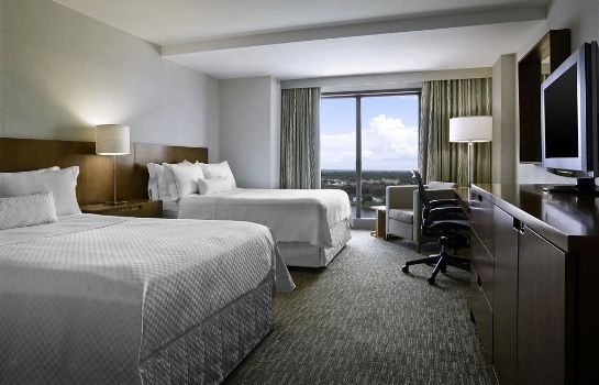 Zimmer The Westin Tampa Waterside