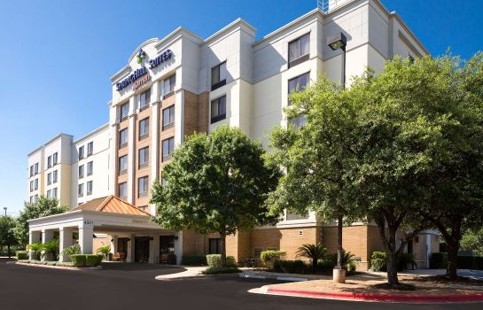 Exterior view SpringHill Suites Austin South