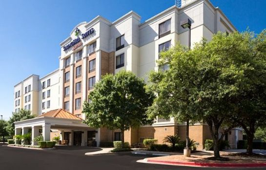 Vista exterior SpringHill Suites Austin South