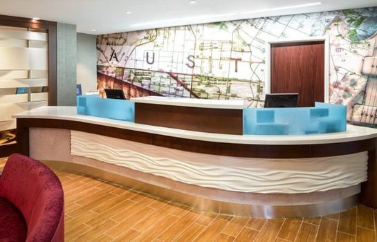 Lobby SpringHill Suites Austin South