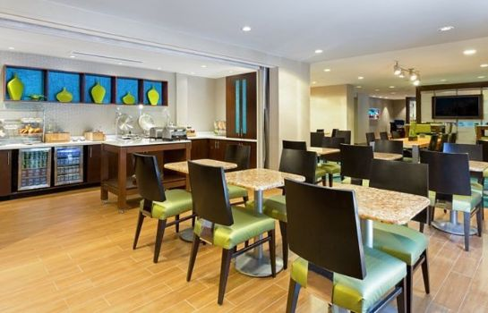 Restaurant SpringHill Suites Austin South