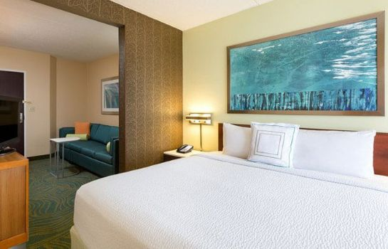 Habitación SpringHill Suites Austin South