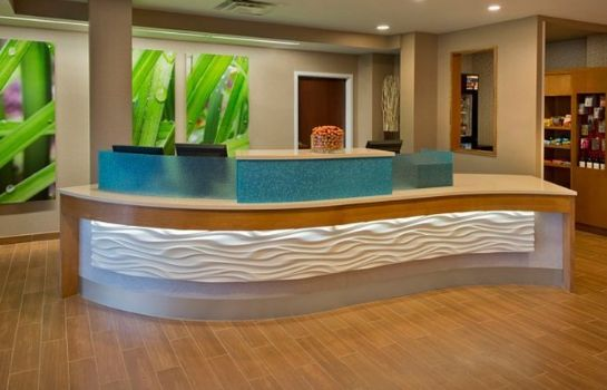 Hotelhal SpringHill Suites Columbus Airport Gahanna