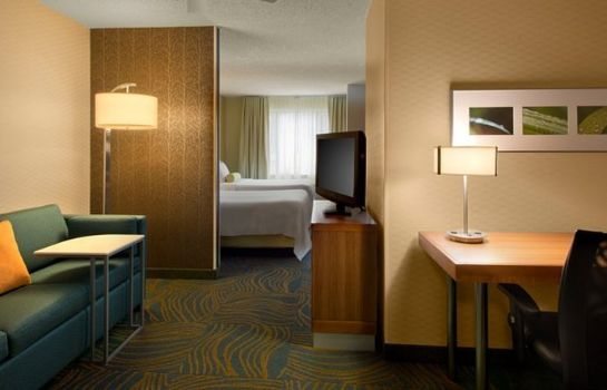 Kamers SpringHill Suites Columbus Airport Gahanna