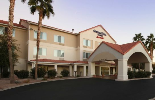 Außenansicht SpringHill Suites Phoenix Chandler/Fashion Center