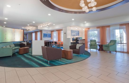 Hotelhalle SpringHill Suites Phoenix Chandler/Fashion Center
