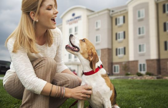 Außenansicht Candlewood Suites DALLAS PARK CENTRAL