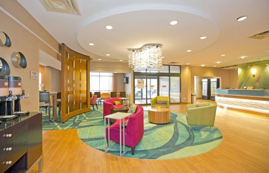 Hall SpringHill Suites West Mifflin