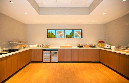 Restaurant SpringHill Suites West Mifflin