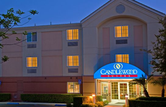 Außenansicht Candlewood Suites ORANGE COUNTY/IRVINE EAST