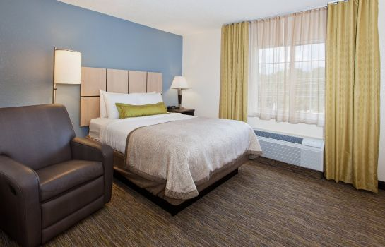 Room Candlewood Suites JERSEY CITY - HARBORSIDE
