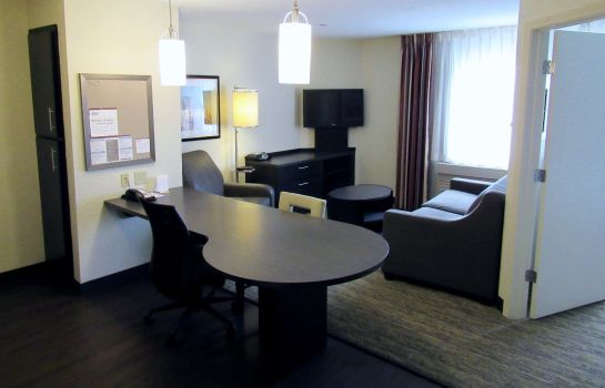 Chambre Candlewood Suites COLUMBUS AIRPORT