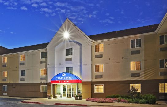 Buitenaanzicht Candlewood Suites DALLAS PARK CENTRAL