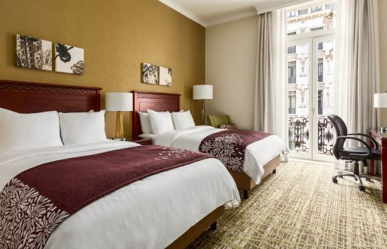 Kamers Brussels Marriott Hotel Grand Place
