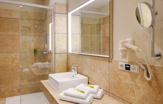 Badezimmer Villa Toskana