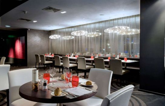 Restaurant Hilton Paris La Defense