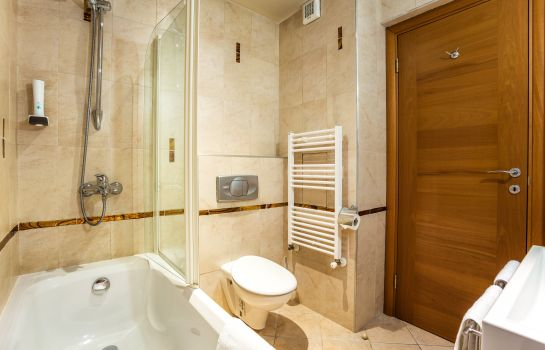 Badezimmer Best Western Premier Collection