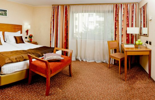 Eenpersoonskamer (standaard) Best Western Premier Collection