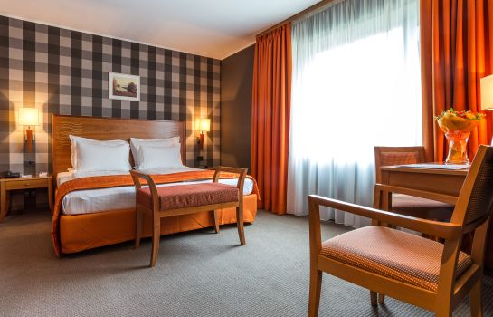 Chambre double (standard) Best Western Premier Collection