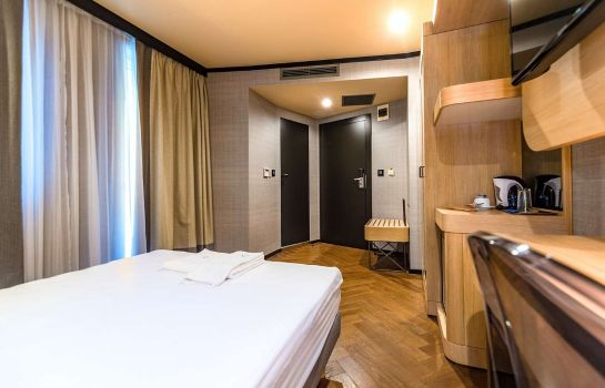 Chambre Best Western Premier Collection