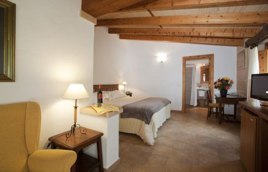 Junior suite Sa Carrotja Finca Agroturismo