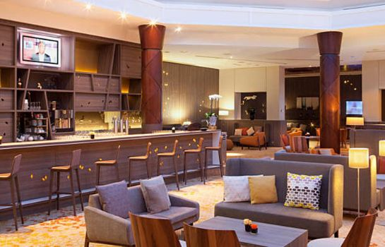 Bar del hotel Paris Marriott Charles de Gaulle Airport Hotel
