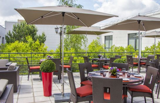 Restaurant Paris Marriott Charles de Gaulle Airport Hotel