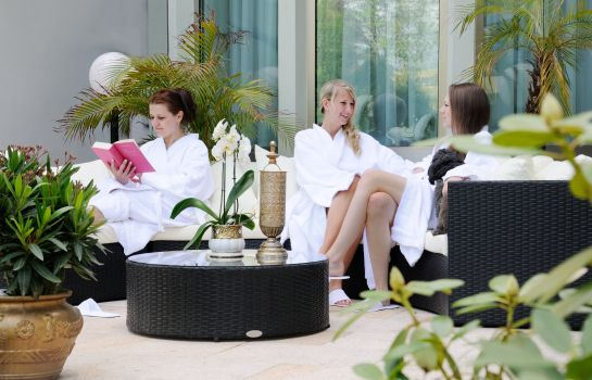 Terrace Zur Heimat Wellness & Spa