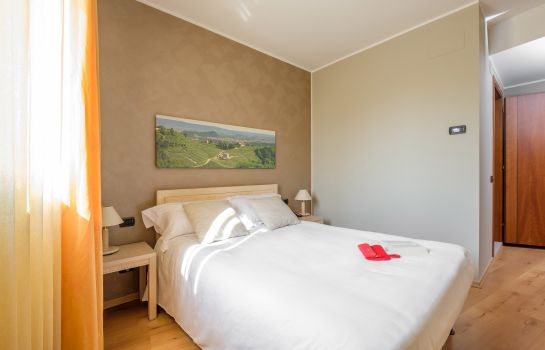 Doppelzimmer Standard Wine Hotel San Giacomo Activity & Wellness