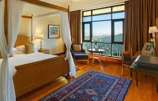 Suite Wildflower Hall An Oberoi Resort Shimla