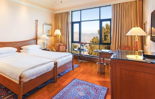 Zimmer Wildflower Hall An Oberoi Resort Shimla