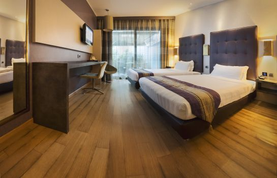 Double room (superior) Comfort Hotel Roma Airport