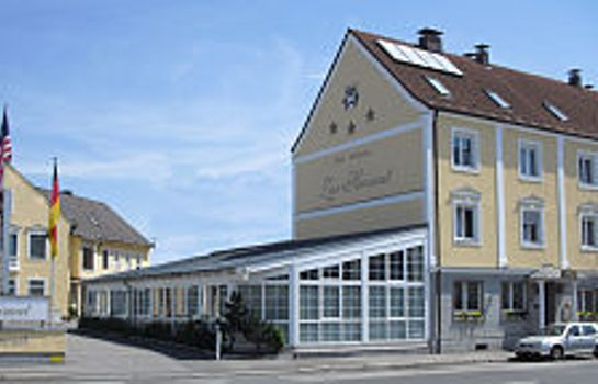 Exterior view Zur Heimat Wellness & Spa